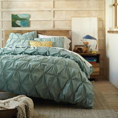 Natural and Organic Bedding Options - Healthy Home - Mother Earth Living