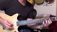 Long Way To The Top - AC/DC - Rock Guitar Lesson (ST-334) Angus, Malcolm #playguitar