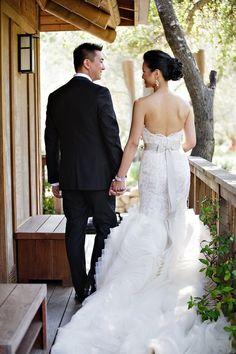 wedding dress; photo: Vero Suh