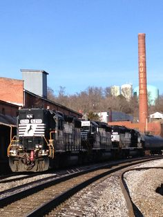 Norfolk Southern Greeneville, Tn 02/2015