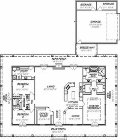 Like The Setup Of The Master Bedroom Closet And Master Bath Country Style House  Plans   2560 Square Foot Home , 1 Story, 3 Bedroom And 2 Bath, ...