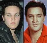 Elvis & his grandson Ben