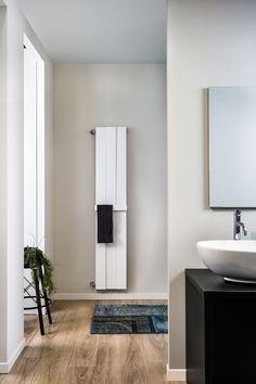 Piano Move, versione bagno con portasalviette  #radiator #ridea #design