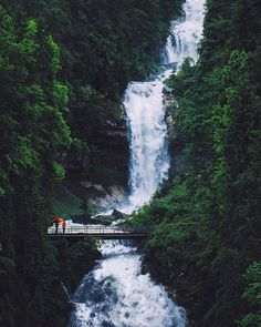 I can hear the waterfall   Giessbach Switzerland   Jan Peter Say Yes To Adventure