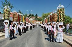 Festa dos tabuleiros (Tomar)