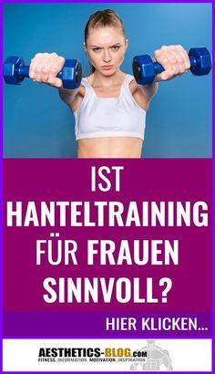 Sollten Frauen mit #Hanteln trainieren oder ist #Ausdauertraining am #Crosstrainer besser für die #Traumfigur? #Fitness #Schlankefrau #Muskelaufbau