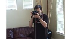A Pocket Sized DIY Camera Stabilizer That Costs About $1 To Make