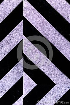 Striped angular purple and black background illustration.