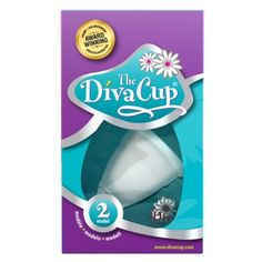I'm learning all about Diva Cup  at @Influenster!
