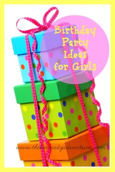 birthday party ideas for girls birthday parties, birthday idea, birthday box, parti idea, bday parti, color scheme, birthday cakes