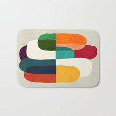 The Cure For Sleep bath mat by Picomodi