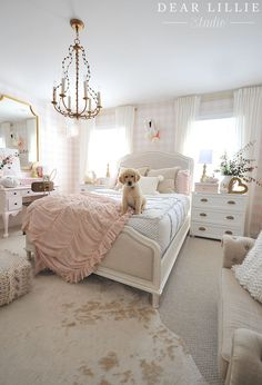 Lillie's Room With a Few Little Fall Updates