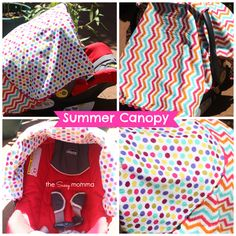 Diy :: car seat canopy @ the sassy momma. Boy Nursery Themes, Baby Nursery Diy, Diy Baby Gifts, Baby Crafts, Sewing For Kids, Baby Sewing, Baby Fabric, Everything Baby, Hope Chest
