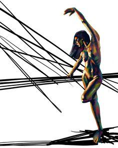 And the last one!  #ipadart #ipadpro #art #artist #painting #drawing #illustration #figuredrawing #digitalart