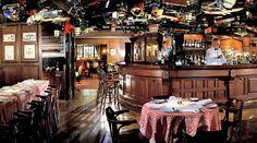 21 Club, Manhattan.