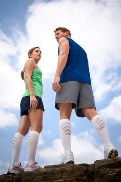Cinema Popcorns Background Compression Socks For Women 3D Print Knee High Boot