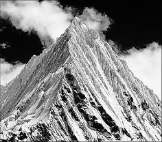 Cordillera Blanca, Pyramide de Garcilaso 58