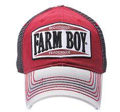 15% off name brands at www.ffa.org/shopffa!    Farm Boy Trademark Hat -- National FFA Organization Online Store