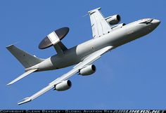E-3 Awacs from Tinker AFB