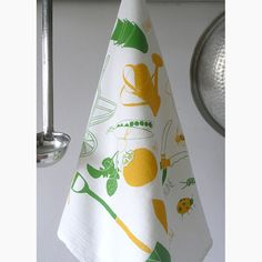 Fab.com | Garden Tea Towel