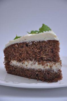 Zdjęcie: Ciasto pietruszkowe bezglutenowe