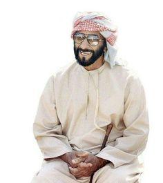 أبو الجود و الكرم الشيخ زايد بن سلطان آل نهيان رحمه الله