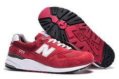 New Style Unisex High Top New Balance 999 Sports Running Shoes Burgundy Red/White Strappy Shoes, Pump Shoes, Shoes Heels, New Blance Shoes, Sparkle Shoes, Cute Boots, Red Shoes, Vintage Shoes, Womens Shoes Wedges