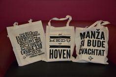 #ekotašky #jídlosro Reusable Tote Bags