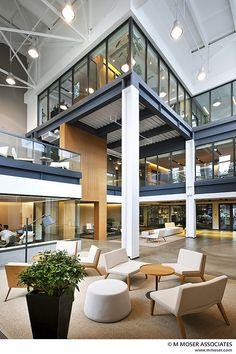 Immersive Inspiration by M Moser Associates   Interior Design Architecture, via Flickr