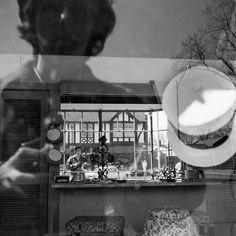 Vivian Maier :: Self portrait, 1961