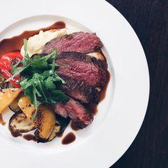 Trvalý odkaz na vložený obrázek Steak, Food, Artists, Essen, Steaks, Meals, Yemek, Eten