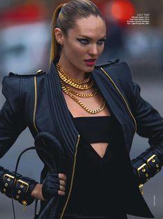 Candice-Swanepoel-for-Vogue-Australia-June-2013 by HANS FEURER  #dominatrix