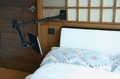 iPad holder Ipad holders iPad and Bed sofa