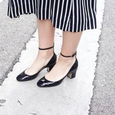 Shoes of the moment: Mary Janes
