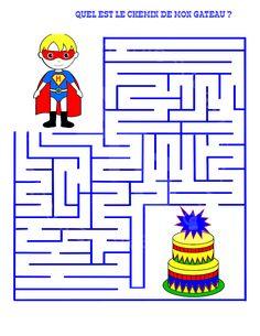 Superhero super hero or Any theme Printable Personalized Activity sheet party favor Digital Printable DIY file Superhero Party Activities, Lego Batman Birthday, Super Hero Day, Boy Birthday Parties, Fourth Birthday, Activity Sheets, Colorful Party, The Villain, Party Printables
