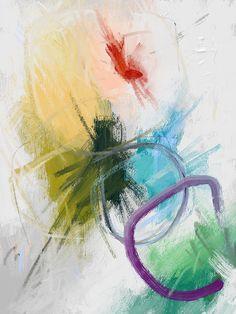 *BIG BANG NEURONAL* ~ Así fue el principio. Una gran explosión dio paso a la división del núcleo, obteniéndose dos células hijas con igual información genética. Esta información se fue expandiendo hasta los confines más recónditos del organismo. Según parece, se puede calcular la edad a partir de la velocidad con la que ésta se propaga.~ #art #arte #xavierfontcuberta #artistaespañol #artistacatalan #ipadart #print #draw #pintura #paint #abstract #abstractpainting #artgallery #artist #artwork