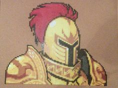 Kayle League of Legends Perler Bead Sprite by Primalstrike on DeviantArt
