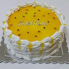 torta de parchita.