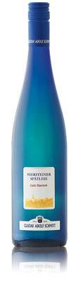 NIERSTEINER SPATLESE LATE HARVEST - G A SCHMITT - amazingly sweet and low price in LCBO.