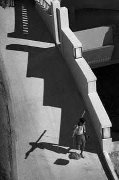 Fan Ho (1937 - 2016) - Shadow Saw, 1960