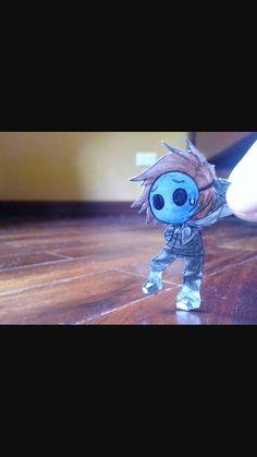 Paper child Eyeless Jack