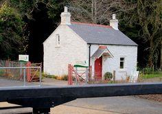Lock keepers cottage.