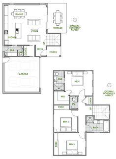 Byron - Energy Efficient Home Design - Green Homes Australia
