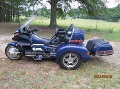 1990 Honda Goldwing Trike. . .