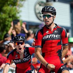 Taylor Phinney won the opening stage of the USA Pro Challenge 2015 : @tdwsport