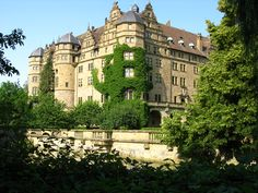 Neuenstein Schloss