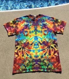 f86f34bb7c50 35 Best Tie Dyed Beauties images
