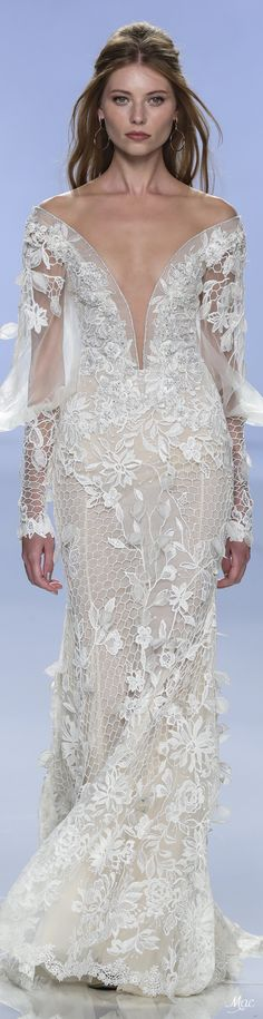 Spring 2018 Bridal Galia Lahav