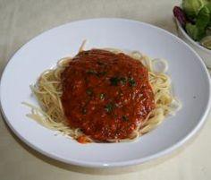 Weltbeste Tomatensoße von ThermoHase auf www.rezeptwelt.de, der Thermomix ® Community