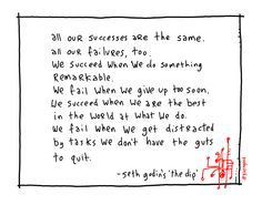 Seth Godin's | Gapingvoid Art